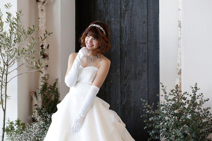 JF102/ウエディングドレス/joyfuleli/ジョイフル恵利/ジョイフルエリ