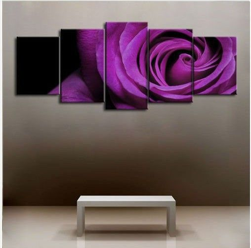 65 best images about purple wall art on pinterest abstract wall art acrylics and contemporary. Black Bedroom Furniture Sets. Home Design Ideas