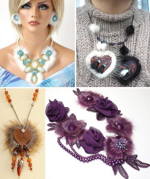 шейное украшения из искусственных цветов и кружева - Поиск в Google