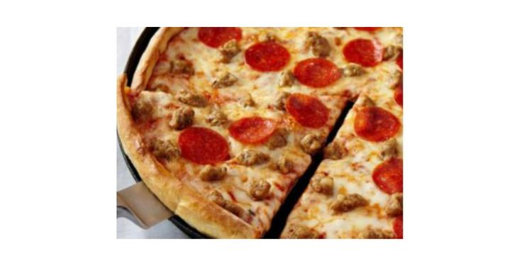 Yummy! F-R-E-E Slice of Pizza! - http://gimmiefreebies.com/yummy-f-r-e-e-slice-of-pizza/ #Pizza #Coupon #Free #FreeFood #Giveaway #NationalPizzaMonth #ad