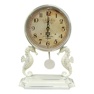 Krem Denizaltı Masa Saati