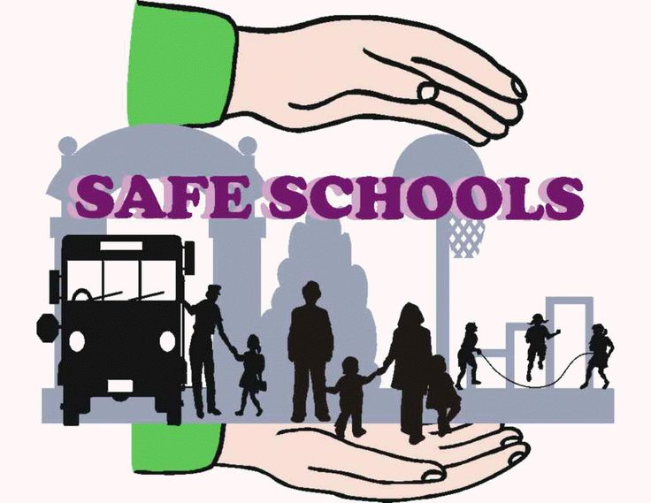 For the health and safety of children the school policy