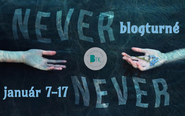 Never Never by Colleen Hoover - Tarryn Fisher 01/2017