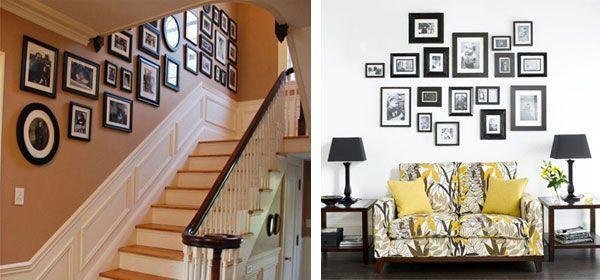 how to do frames - boston interiors