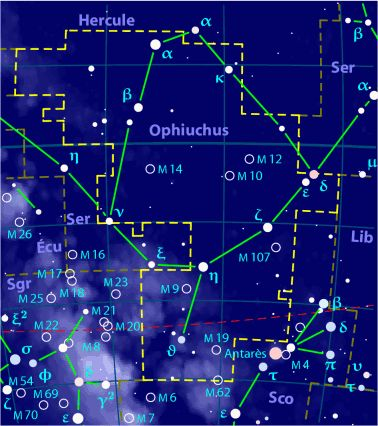 Image illustrative de l'article Ophiuchus