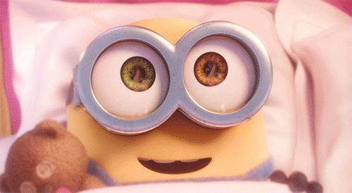 Which Is The Cutest Minion GIF?