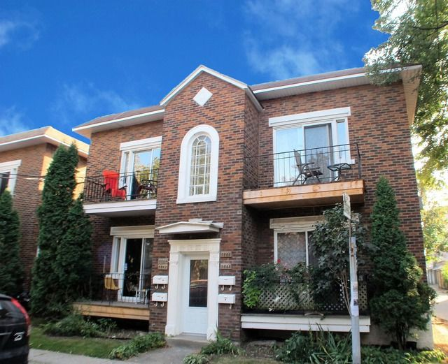Quadruplex for sale 5862 - 5868 Rue Louis-Hémon - Rosemont/La Petite-Patrie (Montréal)