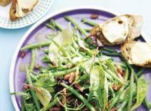 Salade warme geitenkaas - Recept - Allerhande