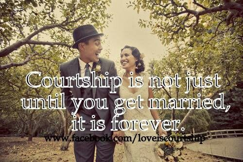 dating and courtship reflection quotes