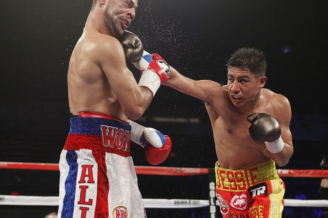 Las Vegan Jessie Vargas said that his manager, Cameron Dunkin, has been working on a contract for him to fight Manny Pacquiao on Nov. 5 at the…