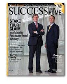Success from home magazine... 1 of the resources we use to share this opportunity with friends and family