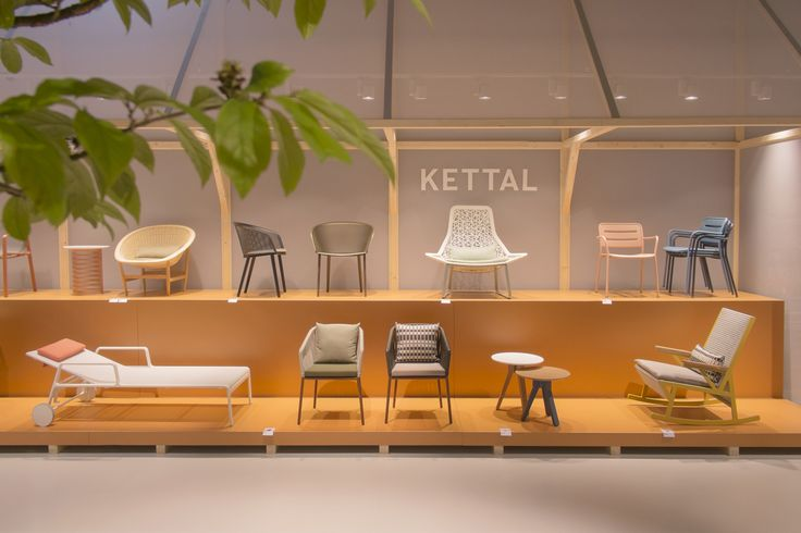 KETTAL | Noticias | Salone Internazionale del Mobile 2016