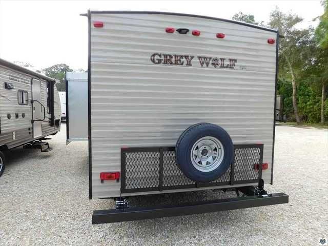 2016 New Cherokee Grey Wolf 23 Dbh Travel Trailer In Florida Fl Recreational Vehicle Rv Come Visit Palm Rv Recreational Vehicles Travel Trailer Rv Financing
