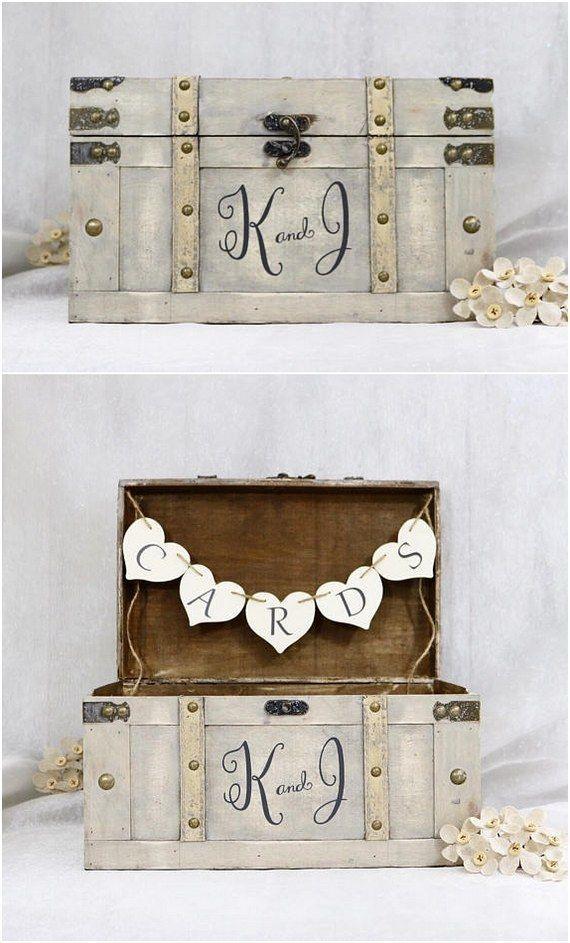 22 Creative Wedding Card Box Ideas Card Box Wedding Vintage