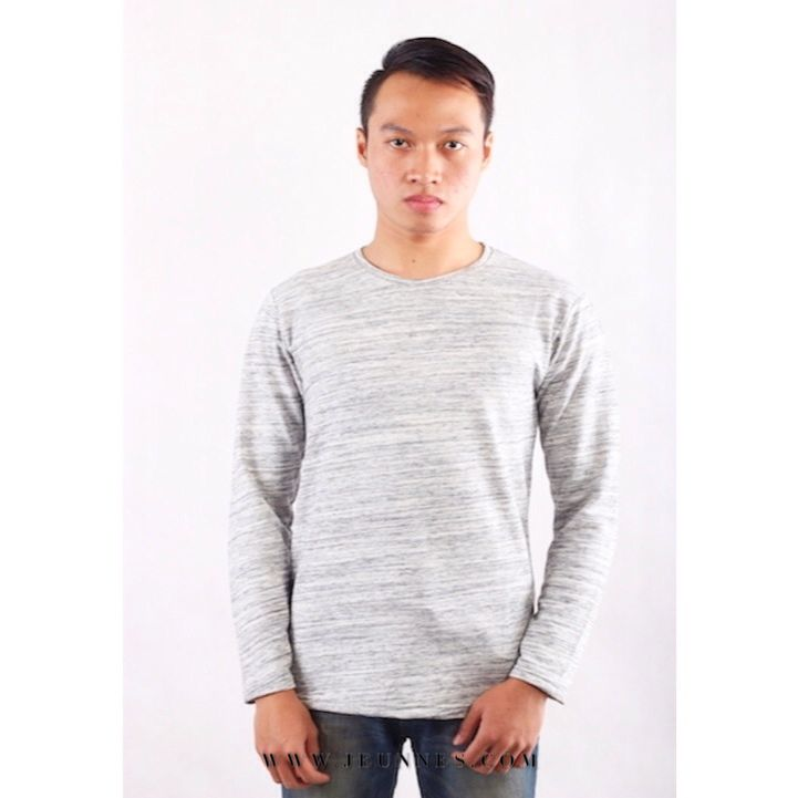 Long sleeve tee Only 150,000 idr  Weekend is the best time to shopping, have a great saturday JEUNNES!