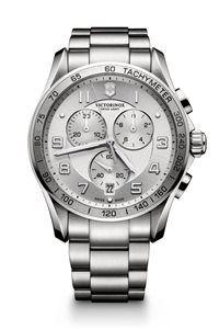 Pánske Hodinky Chrono Classic XLS 241654  Swiss-made quartzový strojček ETA G10.211, Presnosť merania chronografu až 1/10 sekundy, tachymeter priemer: ø 45 mm