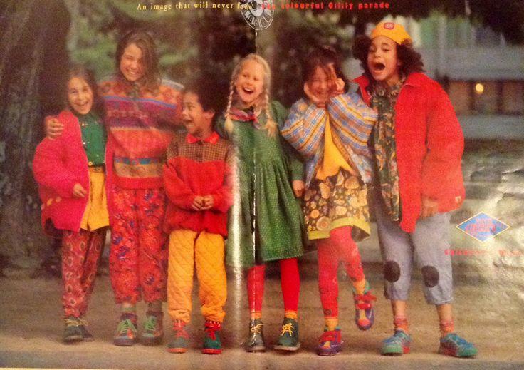 Vintage Oilily 1990/1991