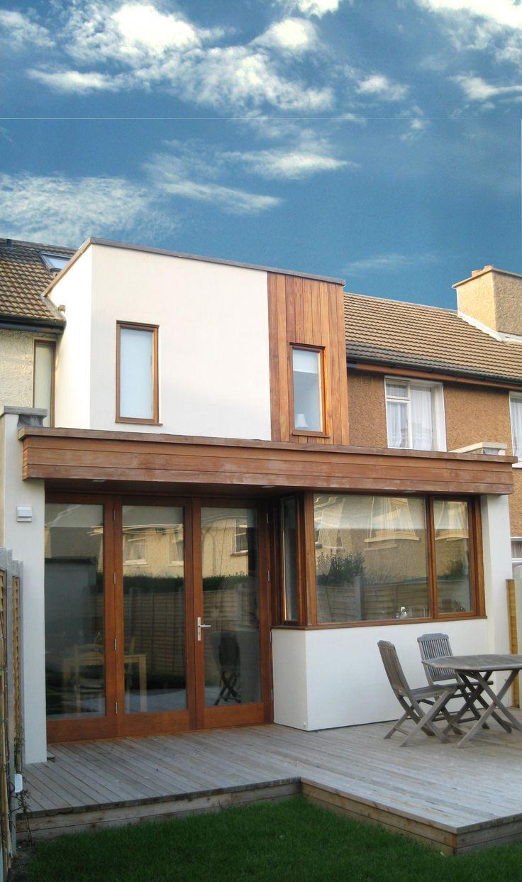 Dublin Residence designed by Jim O'Brien of VIEW//THRU ©