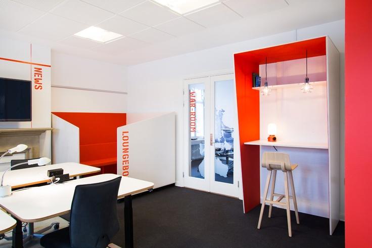 Projekthus NHN – Willerup & Heinsvig arkitekter