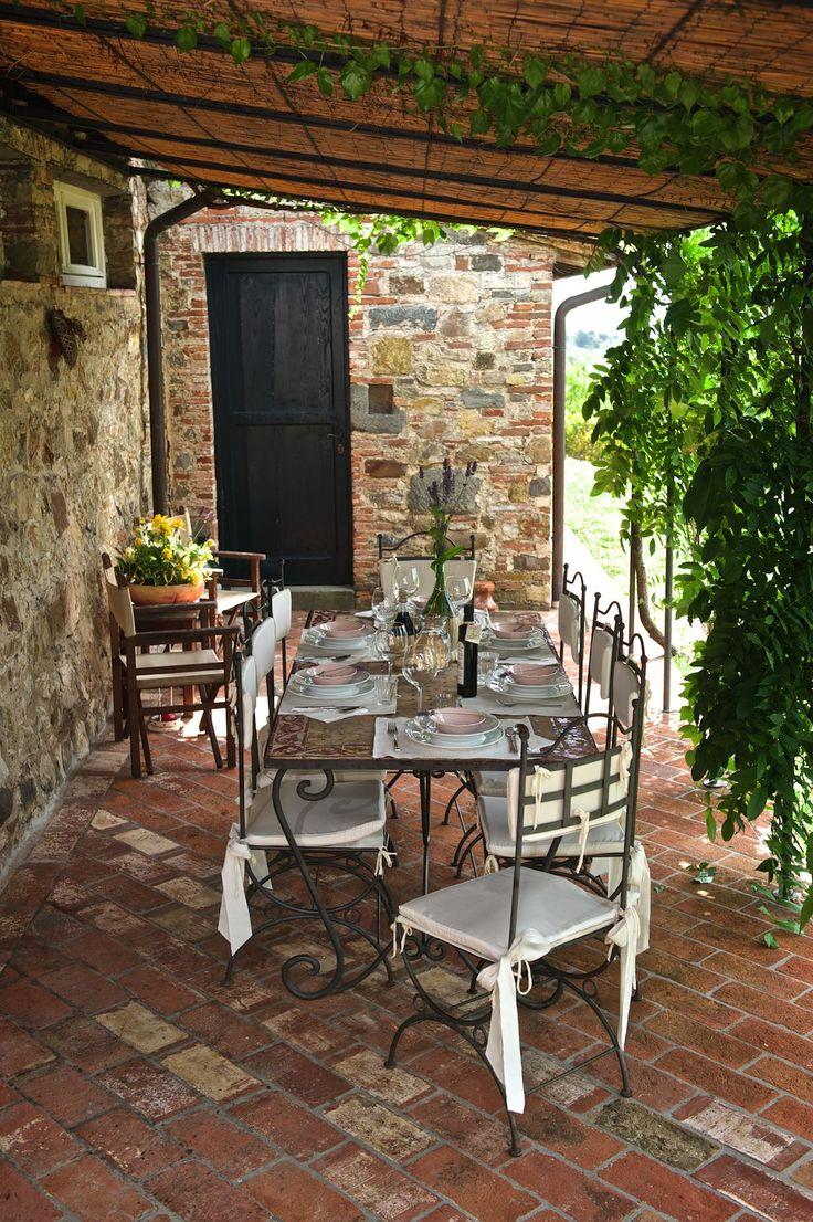 Veranda e Tavola - Agriturismo Sant'Andrea