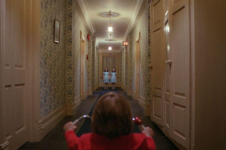 Standbild aus dem Film «The Shining» des Regisseurs Stanley Kubrick, 1980