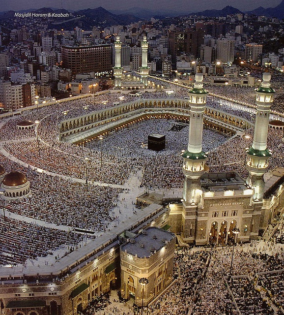 2. Perform my pilgrimage (Hajj) and fulfill my duty for Allah S.W.T. as a muslimah. <3