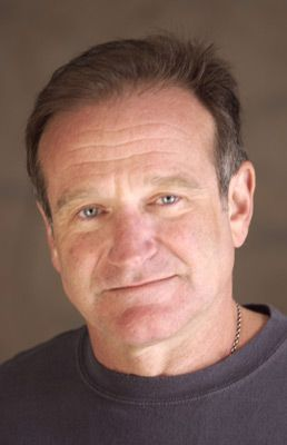 Robin Williams...hillarious!  Also 1 of my fave actors...love his movies Mrs. Doubtfire!, Awakenings, Jumanji, Good Morning Vietnam and of course Mork & Mindy on TV!