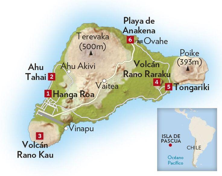 Isla de Pascua · National Geographic en español. · Grandes Viajes.