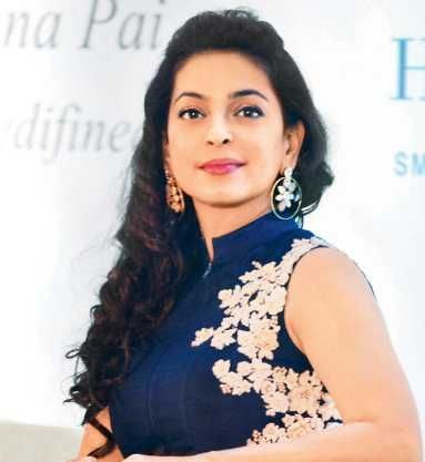 Juhi Chawla Height, Weight, Age, Husband, Family, Biography & Wiki. Juhi Chawla Date of Birth, Bra Size, Net Worth, Marriage Photos, House, Phone, Images