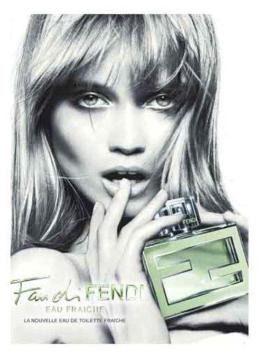 "FENDI ""FAN DI FENDI EAU FRAICHE"" FRAGRANCE AD CAMPAIGN #perfume Get this perfume for just $14.95/month www.scentbird.com"