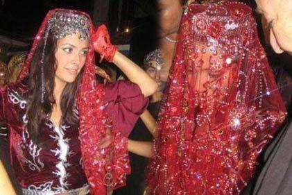 Turkish wedding - henna night