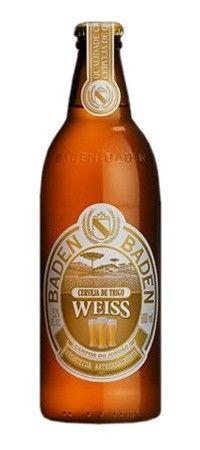 Cerveja Baden Baden Weiss, estilo German Weizen, produzida por Baden Baden, Brasil. 5.2% ABV de álcool.