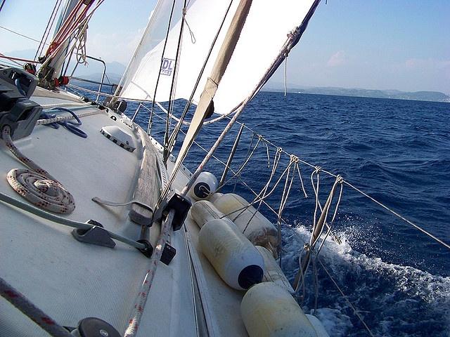 VISIT GREECE| Sailing in Greece