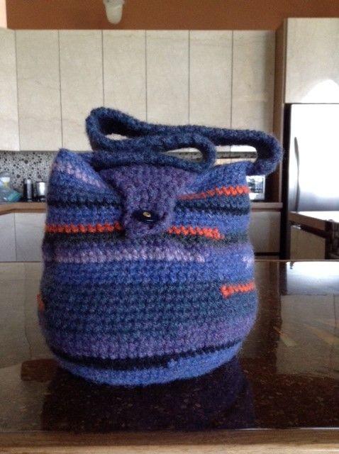 #20 soft-washed 100% wool blues