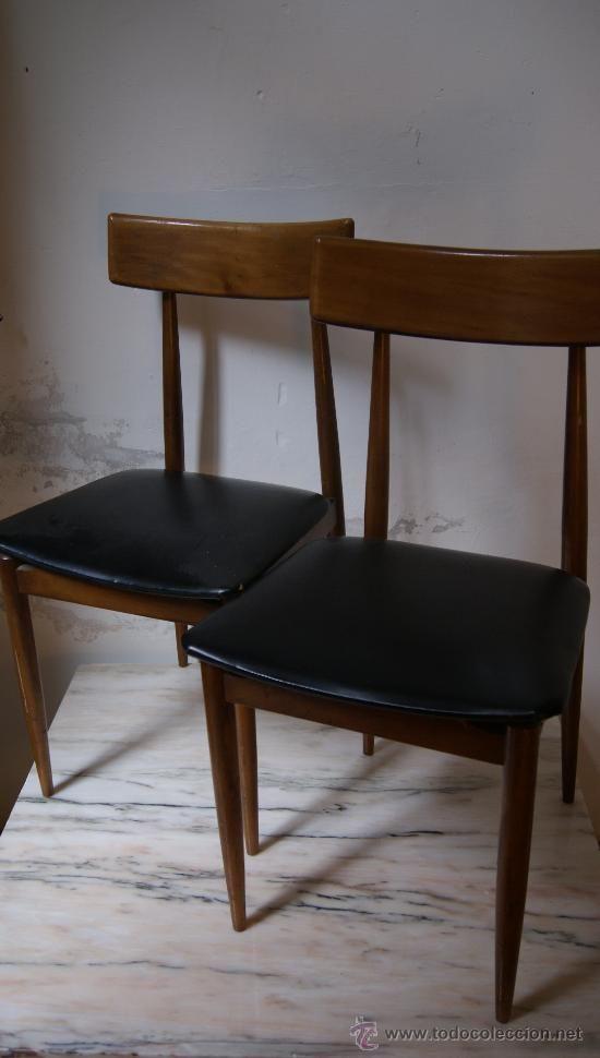 20 perfectas sillas de acento moderno de mediados de siglo