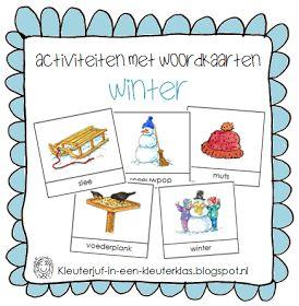 Lessen woordenschat met verschillende thema's