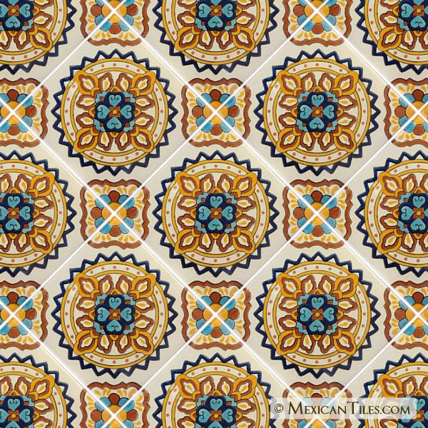 17 Best Images About Mexican Tile On Pinterest