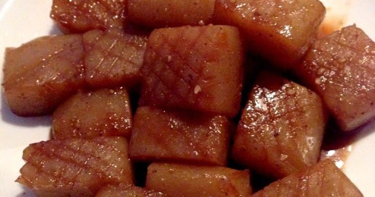 こんにゃくステーキ by MKYAHC 【クックパッド】 簡単おいしいみんなのレシピが279万品