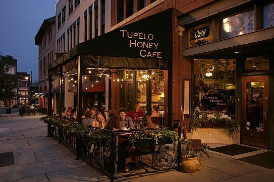 Tupelo Honey Cafe Menu Knoxville Tn