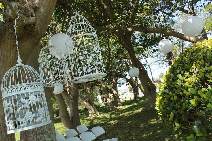 #birdcages #weddingceremonies