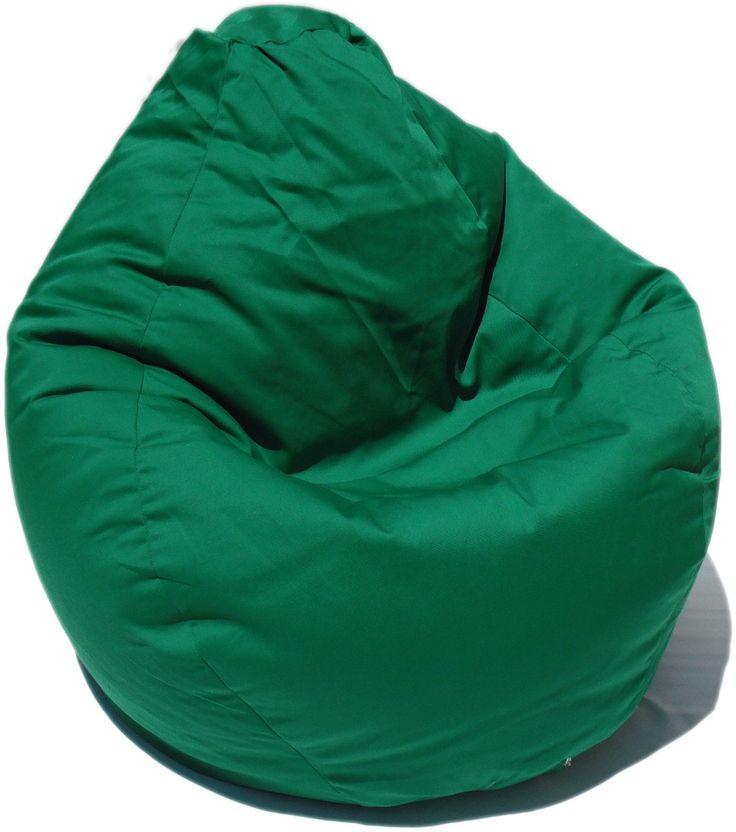 Green Bean Bag Chair
