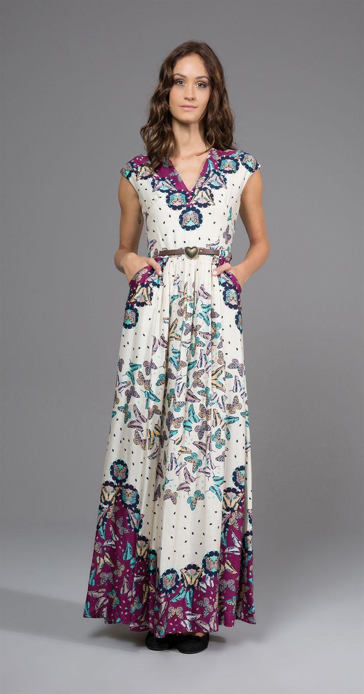 Vestido Panapaná | Lookbook | Antix Store.    Simplesmente lindo!!!