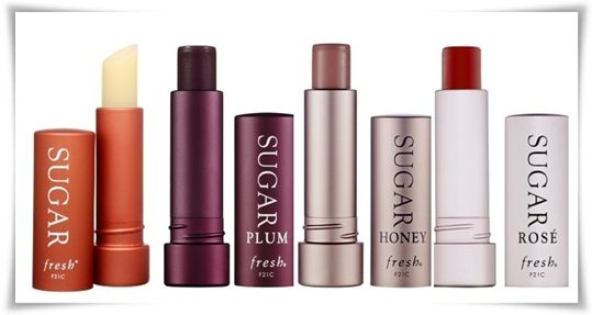 A bit pricey at $22.50 but they last forever and are a treat for your kisser! Available in Rose, Plum, Fresh and now in Honey.