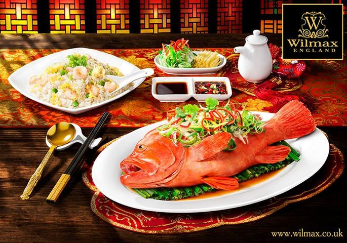 CULINARY TRAVELS WITH WILMAX. China: Cantonese Style Steamed Fish