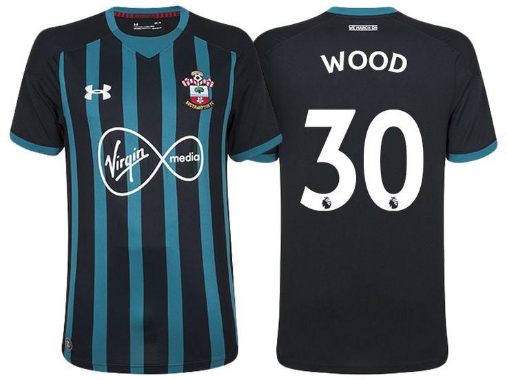Southampton Jersey will wood 17-18 Away Shirt