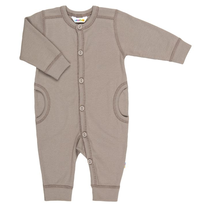 Nature life jumpsuit 97% organic cotton and 3% lycra for superb comfort great value at $49.95 http://www.danskkids.com.au/collections/spring-summer-2015/products/joha-nature-life-jumpsuit-brown