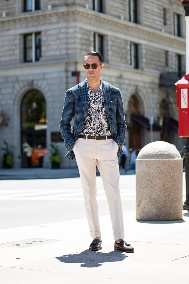 The First Rule Of Dressing For Summer Cocktails?  http://hespokestyle.com/summer-cocktail-outfit-mens/