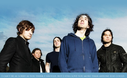 """Snow Patrol- """"You are all that I have"""" was my first favorite after Chasing Cars from these guys, and they keep impressing me! Favorite Song: """"Called out to the Dark"""""""