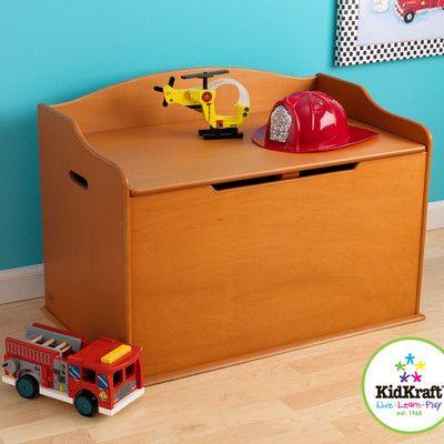KidKraft Austin Toy Box & Reviews | Wayfair