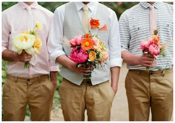 Wedding Trends of 2014 - Unconventional Ushers